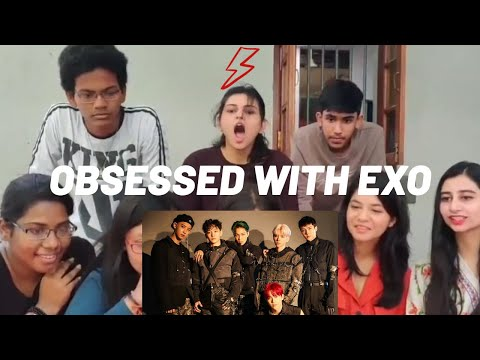 Indian K-Pop Fans React To EXO 엑소 'Obsession' MV | KPOP High India