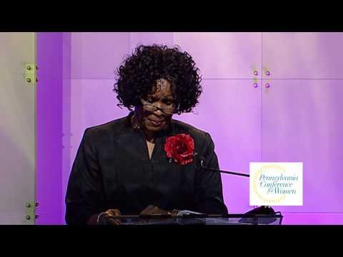 Pennsylvania Conference for Women 2014 - Linda Cliatt-Wayman
