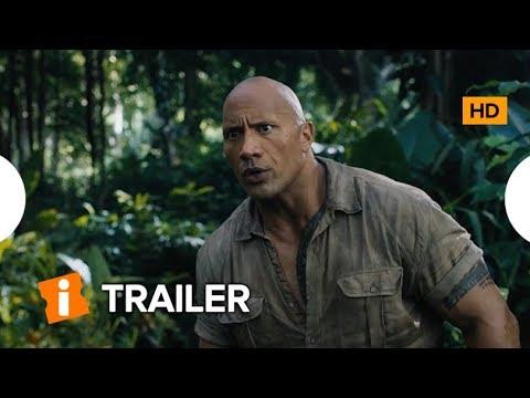 Download Jumanji - Bem vindo à Selva   Trailer 3 Dublado