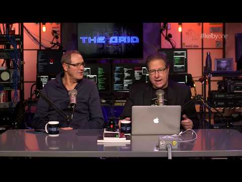 Blind Photo Critiques with Scott Kelby and Jeff Kelby | The Grid- (Episode 307)