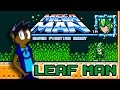 Arcade Mode [Megaman: Super Fighting Robt - Leaf Man]