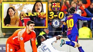 ¡Ponte SOTANA que MESSI! Reacción al BARÇA vs CHELSEA de Champions (3-0) | Dúo Dinámico