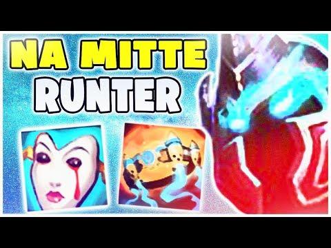 DISCO RAMMUS MITTE RUNTER! Best Of Noway4u Twitch Highlights LoL