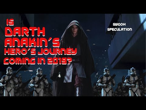 New Darth Vader in 2019? Hero's Journey or a Hero's Fall? SWGOH Speculation Mp3