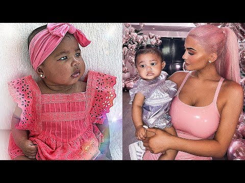 Khloe Kardashian's Daughter Vs Kylie Jenner's Daughter 鈽� 2018