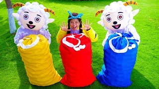 Baa Baa Black Sheep Song Nursery Rhymes for Kids