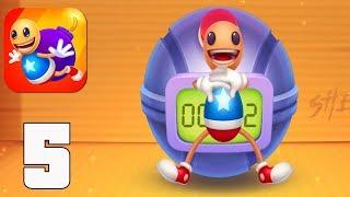 Kick the Buddy: Forever - Gameplay Walkthrough Part 5 (iOS)