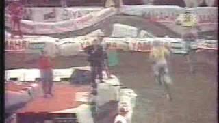 6ème supercross de Bercy 1988 part2