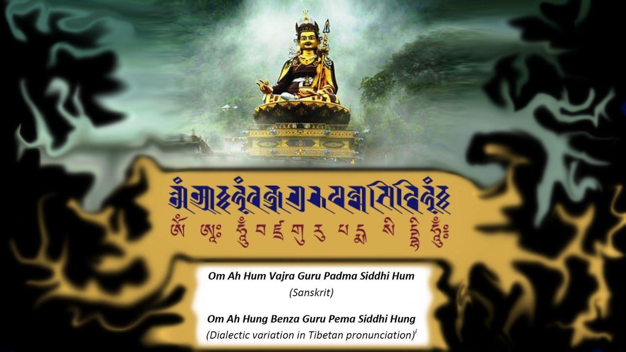 ☸1000 mantras with pictures of Padmasambhava Guru Rinpoche ☸ Om Ah Hum Vajra Guru Padma Siddhi Hum ☸