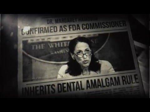 Toxic mercury amalgam dental filling healthcare scandal involving FDA & HHS