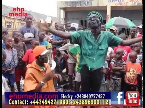 Toseka moke: Sport comique VITA CLUB afukamisi renaissance mbala misatu tolongola stress