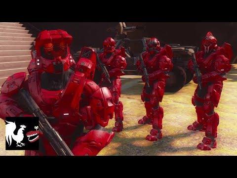 Season 16, Episode 5 - Headshots | Red vs. Blue