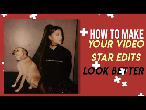 How to Make Your Video Star Edits Look Better/After Effects