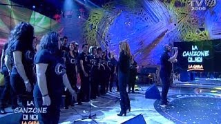 """""""La Canzone Di Noi - La Gara"""" - All Over Gospel Choir - """"A Chi"""""""