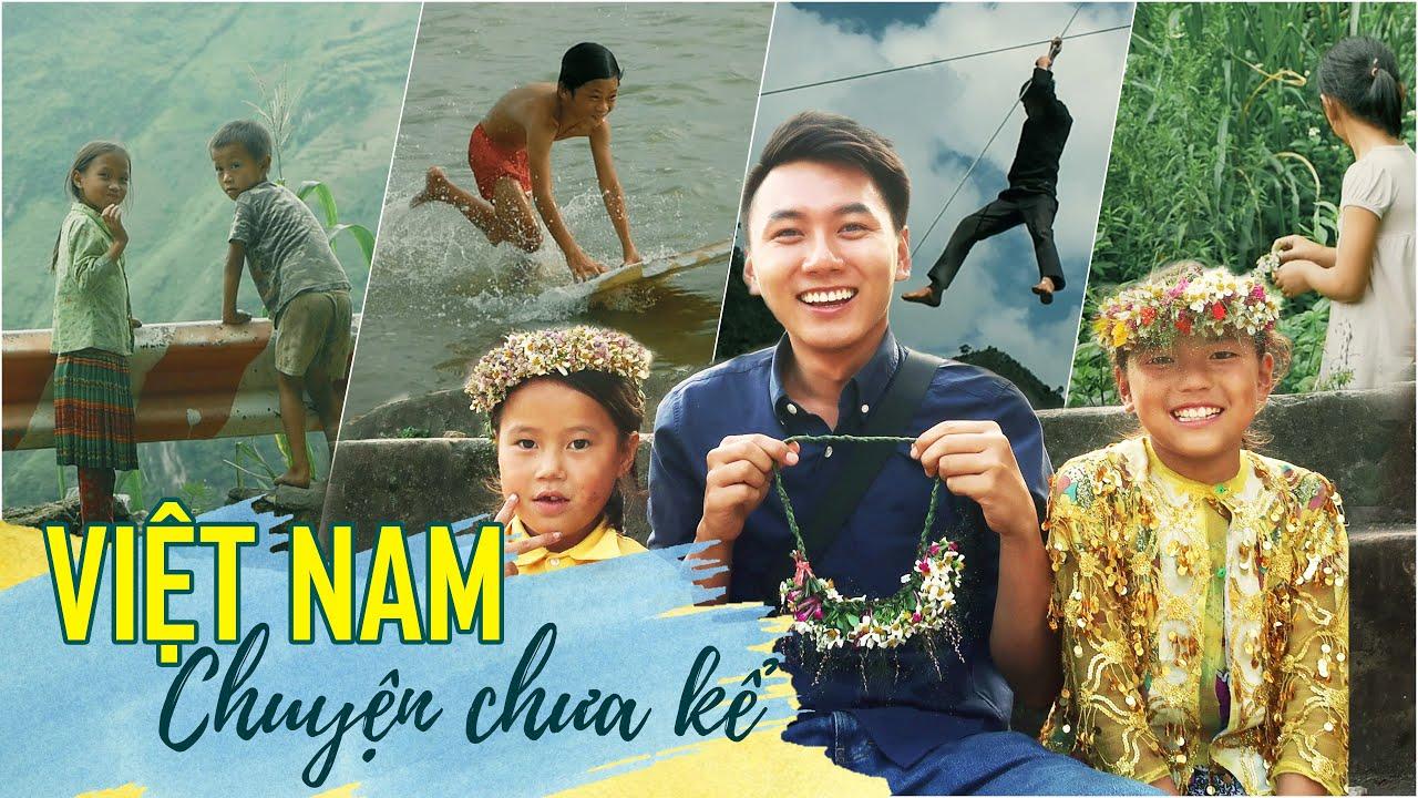 Việt Nam chuyện chưa kể  Vietnam Untold Story  Khoai Lang Thang