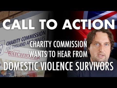 Call to Action: Charity Commission Wants to Hear from Domestic Violence Survivors