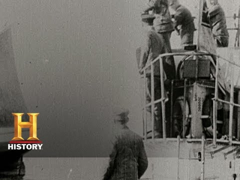 WWI The First Modern War: The Germans Engage In Unrestricted Submarine Warfare