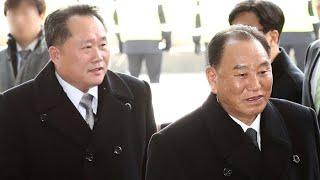 [뉴스초점] 北대표단, '천안함' 질문엔 '묵묵부답' / 연합뉴스TV (YonhapnewsTV)