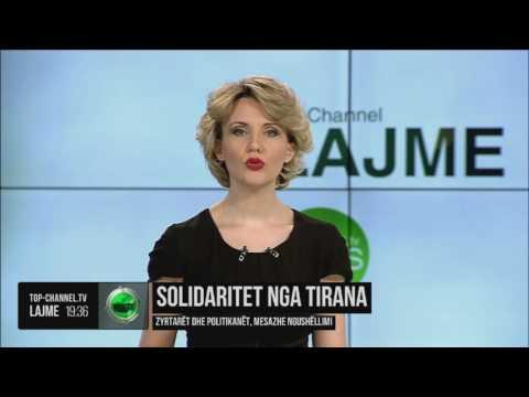 Edicioni Informativ, 23 Korrik 2016, Ora 19:30 - Top Channel Albania - News - Lajme