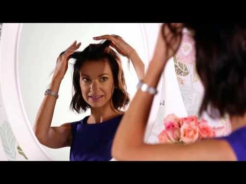 Pompadour Updo How To