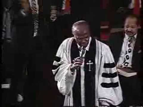 "Bishop William L Bonner- "" Take the A Train"""