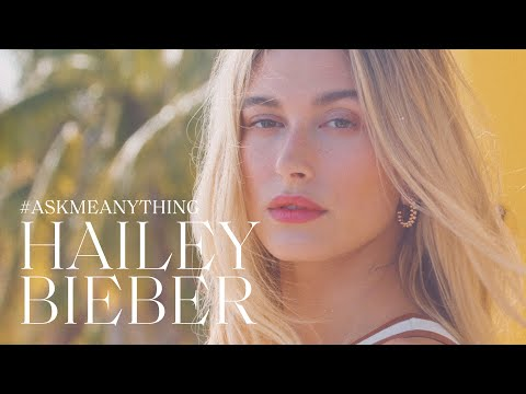 Hailey Bieber Tells Us What Makes Her Feel Sexy On ELLE's March 2020 Cover Shoot | #AskMeAnything