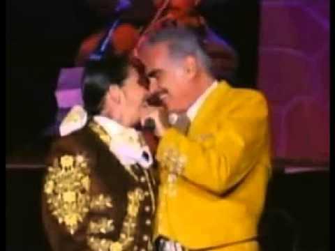 Ana Gabriel & Vicente Fernández - Con Un Mismo Corazón