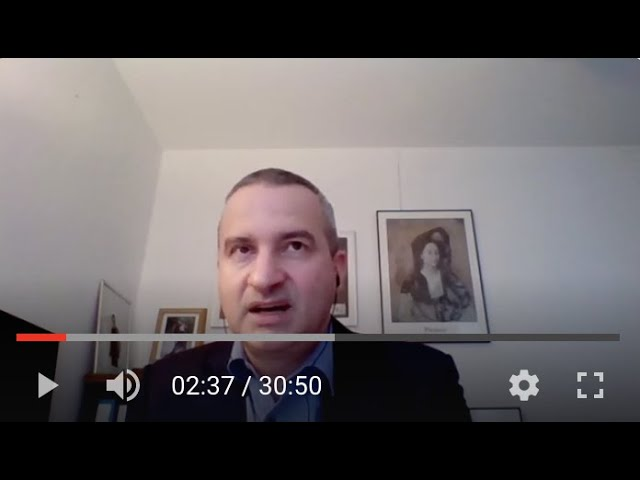EP# 48: Giovanni Manchia, CHRO van I-Sec international en HR Directeur van I-Sec Nederland