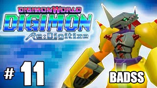 Recrutamento das sobras - Digimon World Re: Digitize parte 11 - Detonado em Portugues HD