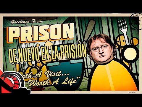 DE NUEVO EN LA PRISION | Prison Architect - La serie Ep 1 - Gaben is here