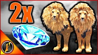 Double Diamond Lion!?! | Call of the Wild