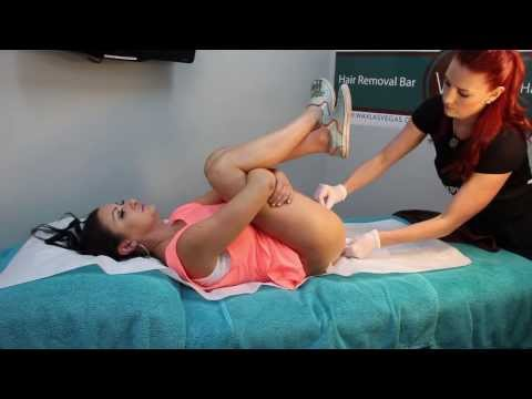 """Between The Cheeks"" Anal Waxing (Las Vegas & Vancouver)"