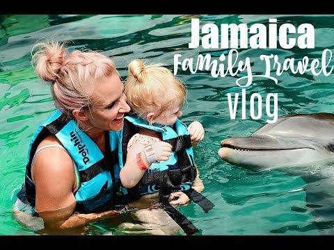Jamaica Family Travel Vlog