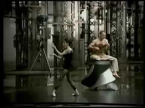 PRELUDE - Sting & Alessandra Ferri - Bach Suite for Cello