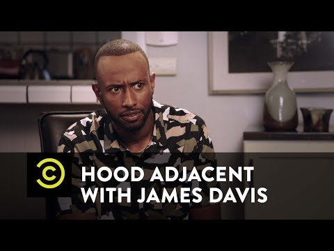 Hood Adjacent with James Davis - Woke My Ride
