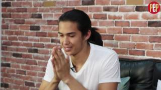 Tommy Esguerra on the moment he spoke in straight Filipino