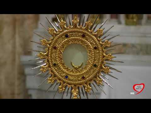 Con il Dio della Vita... Adorazione Eucaristica - 21 novembre 2019