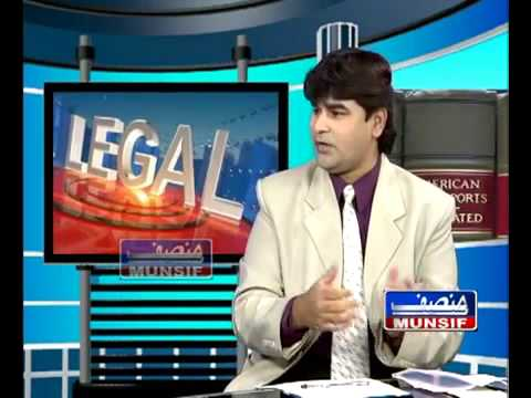 Legal Points Live   WRITS AND PIL ON MUNSIF TV BY DR SOFIA BEGUM ADVOCATE