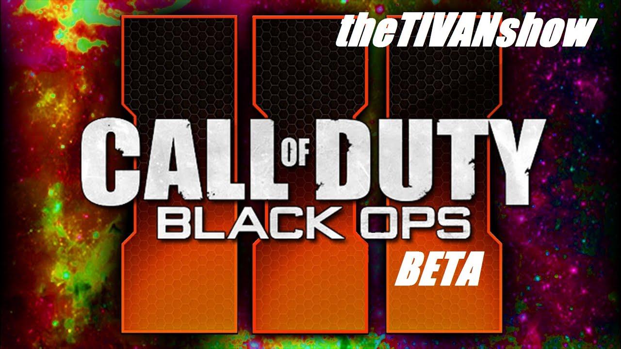 CALL OF DUTY : BLACKOPS3 #BO3BETA - LIVE STREAM - PS4 - NOOB CONTROL