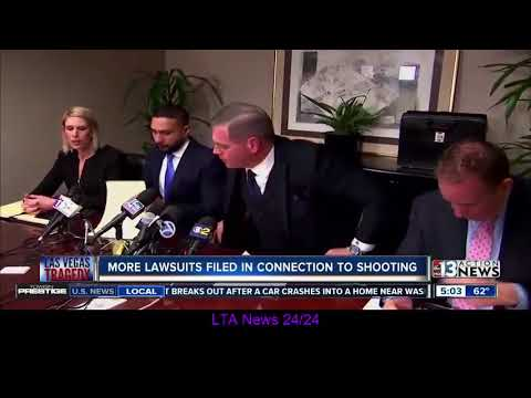 Attorneys filing Vegas shooting lawsuits with 450 plaintiffs