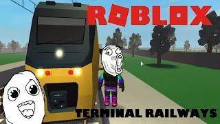 train de pilote 🚆Jsme! 🚂/ROBLOX Terminal chemins de fer/jurasek05