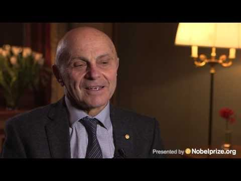 Eugene Fama on what brought him to Economic Sciences