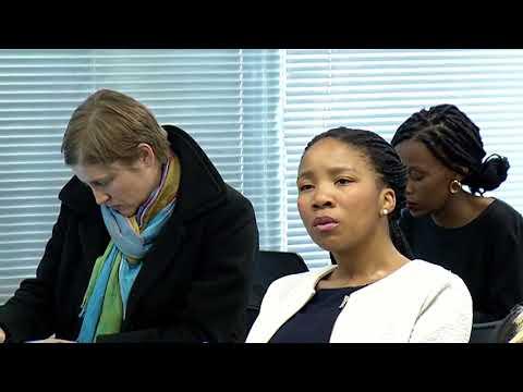 Gauteng Trade & Investment Business Breakfast