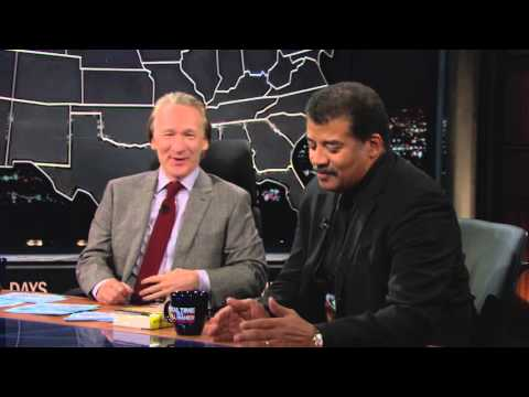 Real Time with Bill Maher: Neil deGrasse Tyson – Water on Mars (HBO)