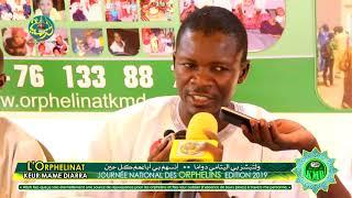 Touba : Journée national des orphelins Édition 2019 (l'orphelinat Keur Mame Diarra)