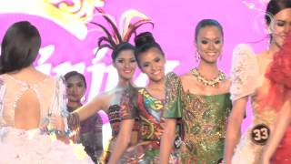 National costume competition, Bb Pilipinas 2014