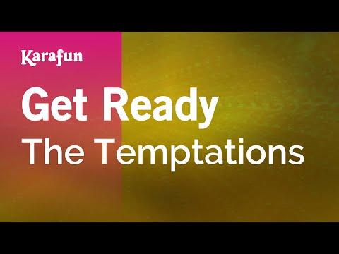 Karaoke Get Ready - The Temptations *
