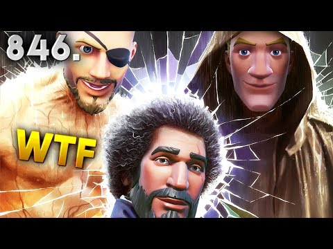 Fortnite Funny WTF Fails and Daily Best Moments Ep.846