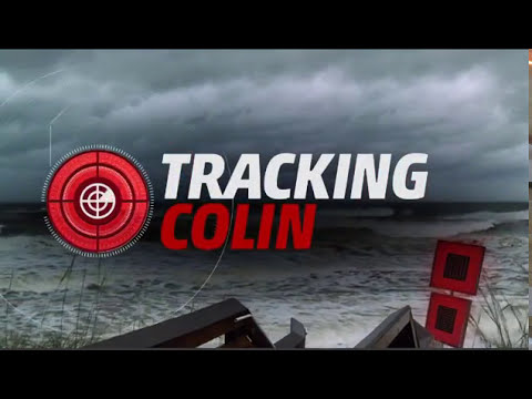 The Weather Channel - Colin Coverage