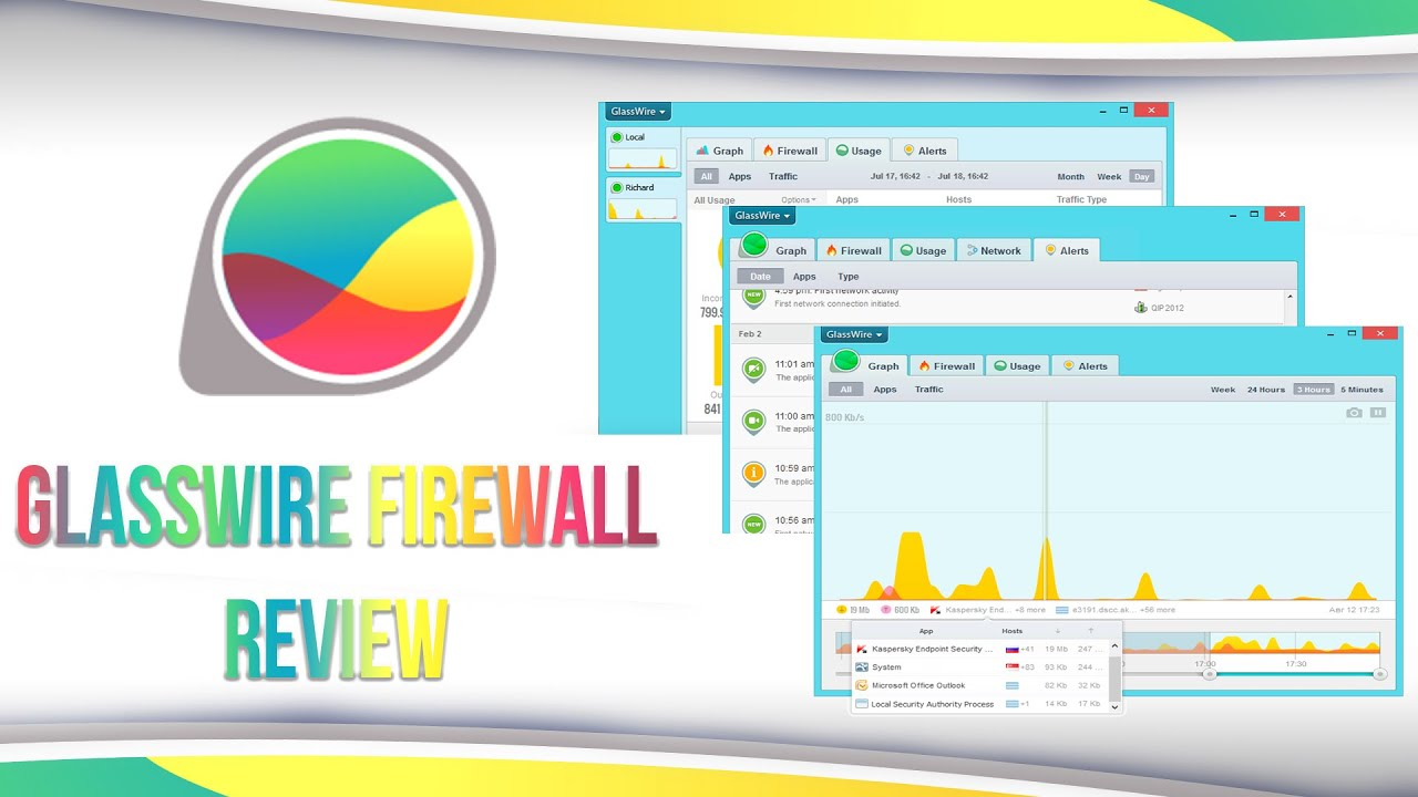 Best firewall software for windows - YouTube
